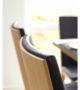 Skovby #51 chair back detail