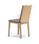 Skovby #51 dining chair back