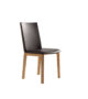 Skovby #51 dining chair leather