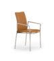 Skovby #59 dining armchair tan