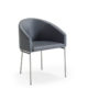 Skovby #69 chair steel base