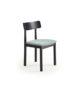 Skovby #96 chair black