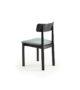 Skovby #96 dining chair black