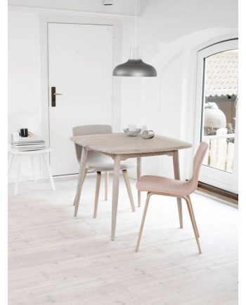 extension dining table modern