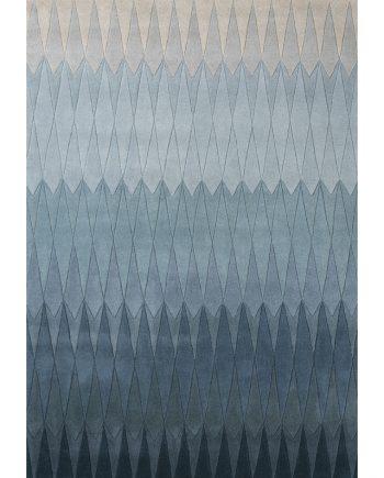 Linie Design ACACIA rug Blue