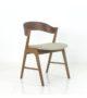 Kai Kristiansen designed Teak and Oak Dining Chair