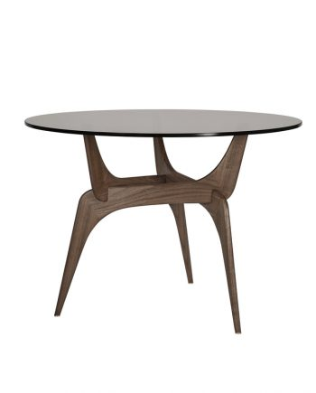 Hans Bølling Triiio Side Table Walnut