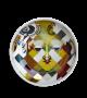 Bjorn Wiinblad | Gobelin Bowl  – multi-colour Ø 16 cm