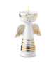 Bjorn Wiinblad | Angel Tealight holder H 14 cm | Gold