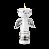 Bjorn Wiinblad   Angel Tealight holder H 14 cm   Silver