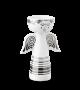 Bjorn Wiinblad | Angel Tealight holder H 14 cm | Silver