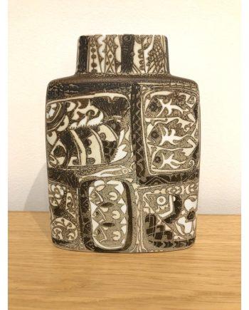 Nils Thorsson Ceramic Vase by Royal Copenhagen