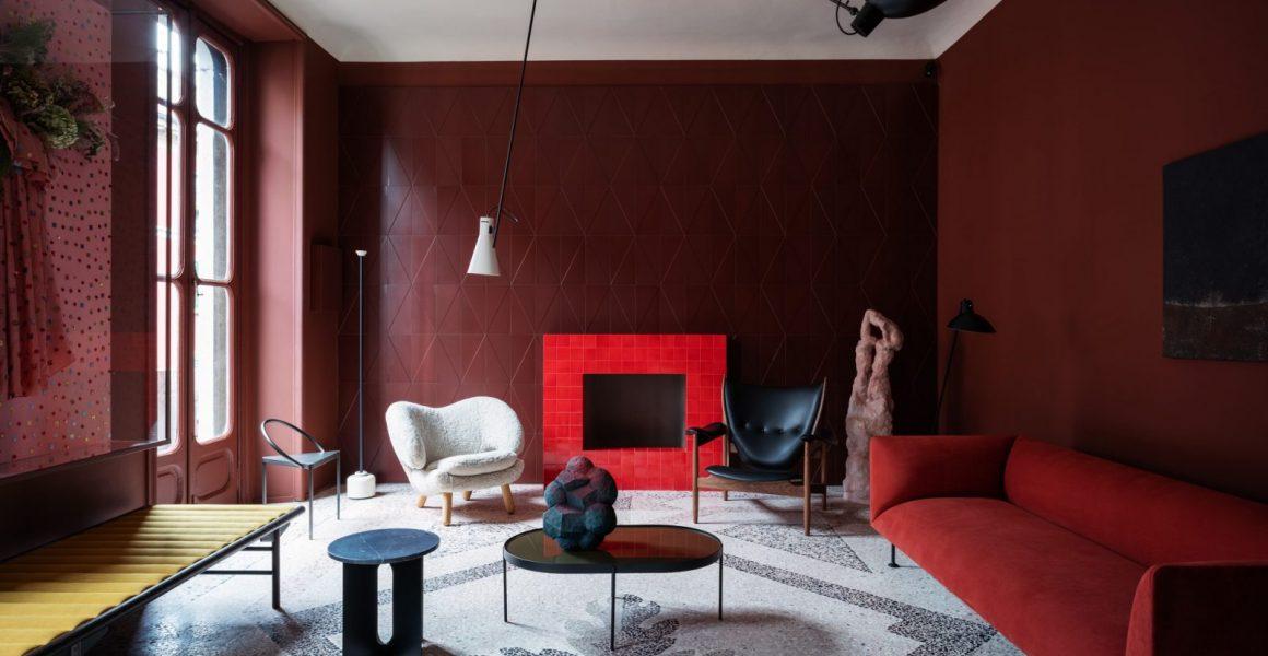 Perfect Darkness - Milan Design Week 2019 Fuorisalone - Via Solferino Milan