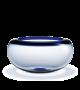 Holmegaard Provence Bowl Ø 25 cm Blue designed by Per Lütken