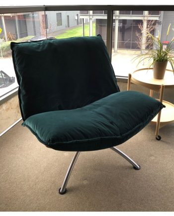 Prime Time chair in Beech designed by Tom Stepp