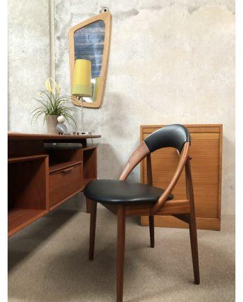 Rare Danish vintage 'Hoop Chair' in situ | Arne Hovmand Olsen