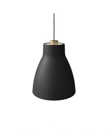 BELID Gong pendant   Model 1031198086   Black and Gold