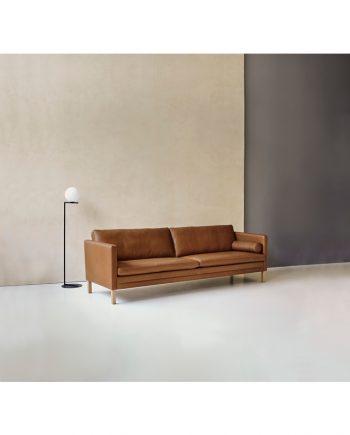 MH2614 Sofa - Leather | Mogens Hansen